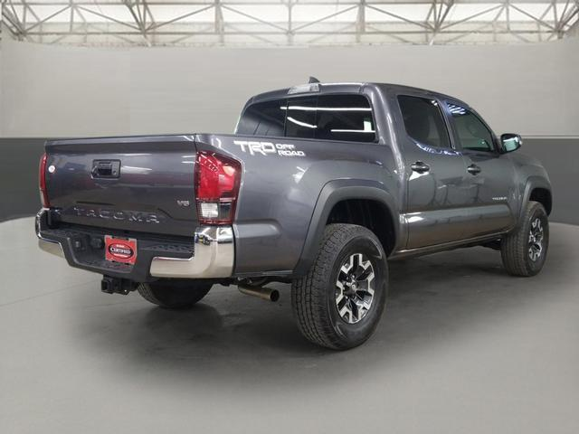 Pre-Owned 2019 Toyota Tacoma 2WD TRD Off Road Double Cab 5' Bed V6 A