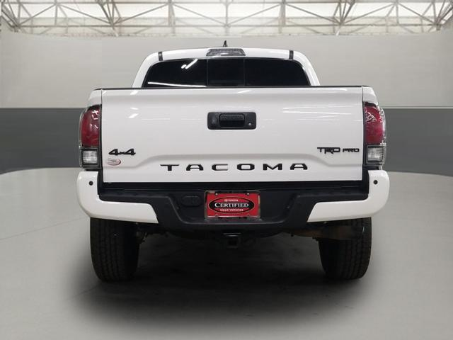 Pre-Owned 2019 Toyota Tacoma 4WD TRD Pro Double Cab 5' Bed V6 AT