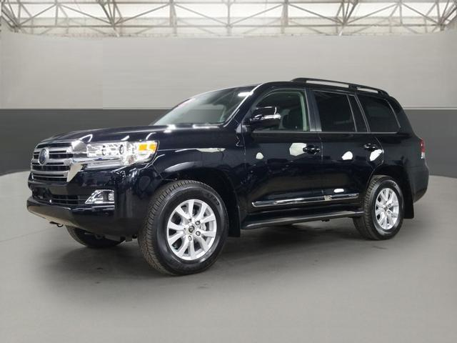 Pre-Owned 2019 Toyota Land Cruiser 4WD