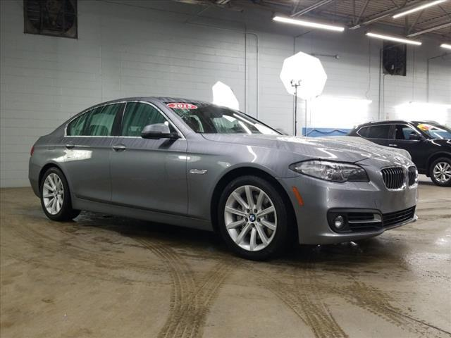 Pre-Owned 2015 BMW 5 Series 4dr Sdn 535i RWD