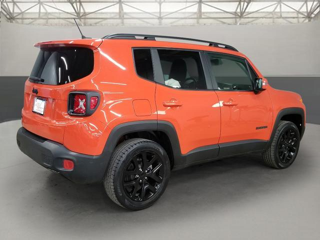 Pre-Owned 2017 Jeep Renegade Altitude 4x4