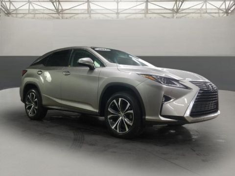 Certified Pre-Owned 2017 Lexus RX RX 350 FWD