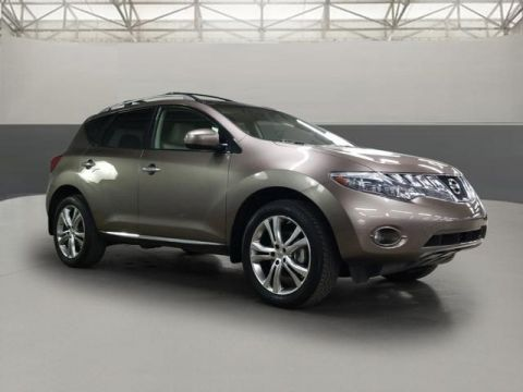 Pre-Owned 2010 Nissan Murano 2WD 4dr LE