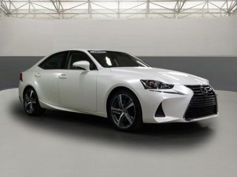 Certified Pre-Owned 2018 Lexus IS IS 300 RWD