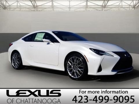 New 2020 Lexus RC 350 350