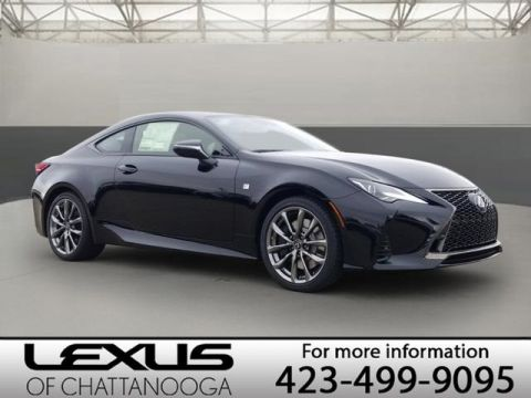 New 2019 Lexus RC 300 F SPORT 300