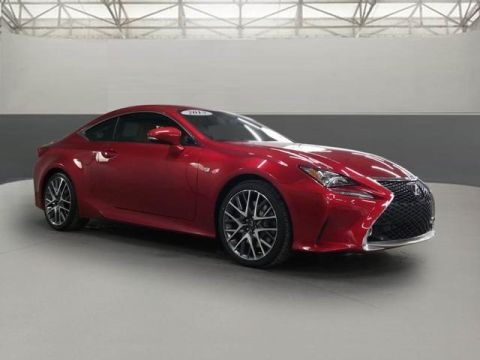 Certified Pre-Owned 2015 Lexus RC 350 2dr Cpe RWD