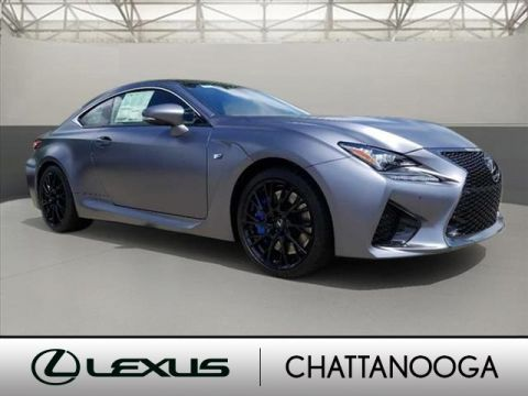 New 2019 Lexus RC F