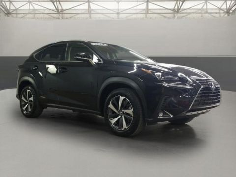 Certified Pre-Owned 2019 Lexus NX NX 300h AWD