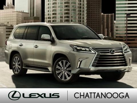 New 2020 Lexus LX 570 THREE-ROW LX 570 Three Row 4WD