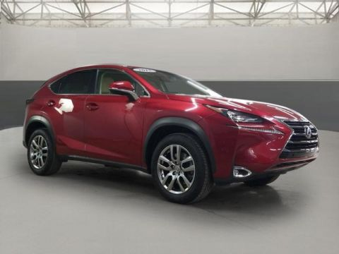 Certified Pre-Owned 2015 Lexus NX 200t FWD 4dr